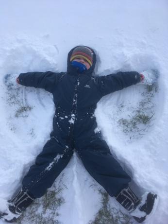 Jackie - snow 3